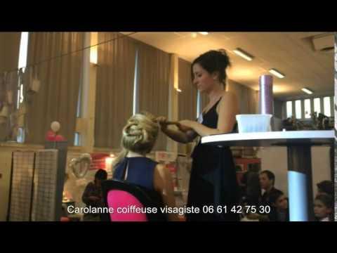 carolanne coiffeuse visagiste - Salon Du Mariage Biganos