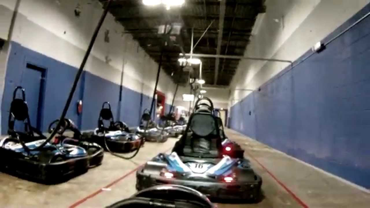 Indoor Go Karts Nashville >> Nashville Indoor Karting Tn Drift Round Two