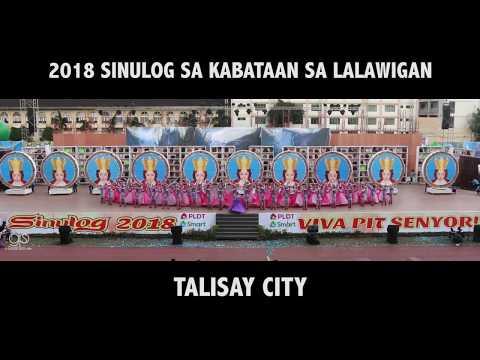 1st Place - 2018 Sinulog sa Kabataan sa Lalawigan (Talisay City)