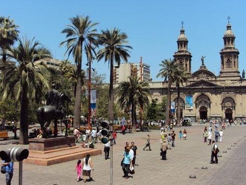 Chile - Port of Valperaiso (Santiago & Vina del Mar)