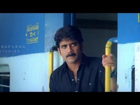 Nagarjuna Introduction Scene || Mass Movie
