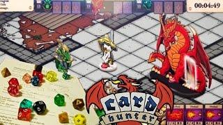 CARD HUNTER BOM DEMAIS E GRÁTIS! - RPG DE MESA CLÁSSICO TRAZIDO PRO PC!