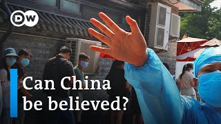 China says new coronavirus outbreaks in Beijing are under control   DW News