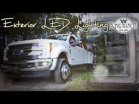 LED Lighting Review | Exterior -  Ford F-Series Trucks KING RANCH (F, F, F, F)