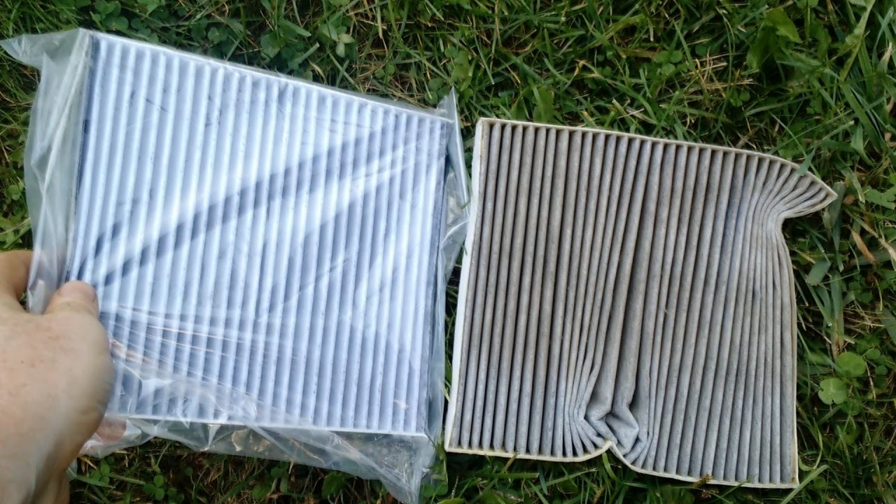 2014 Ram 2500 6.7 CTD: Cabin Air Filter Inspection - YouTube