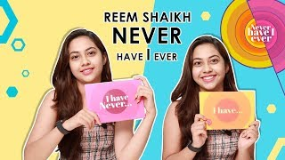 Reem Shaikh Plays Never Have I Ever | India Forums | Exclusive thumbnail