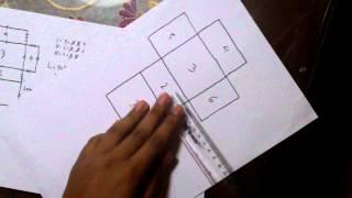 Cara mencari luas permukaan dan jaring jaring balok