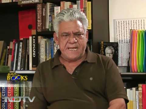 Om Puri speaks about controversy over his biography