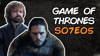 Tyrion diplomata em GAME OF THRONES S07E05 | Discussão do episódio (COMEÇA ÀS 10H)