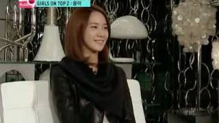 yoona sings her audition song.mp4