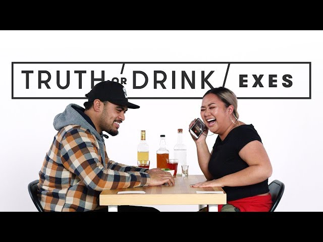 Truth or Drink Exes #3 | Truth or Drink | Cut