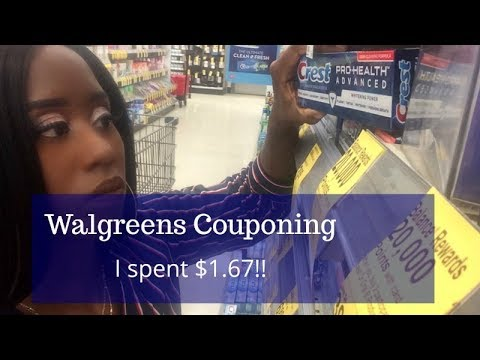 Walgreens Couponing 05/26/19-06/01/19.  I spent $1.67!!  FREE Kingsford Charcoal! New coupon policy