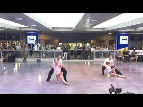 Robson Square 2015 Latin Show Dance
