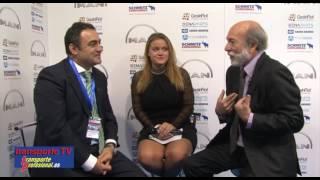 Entrevista a Enrique Nieves por Javier Baranda en el XVI Congreso de Transporte CETM