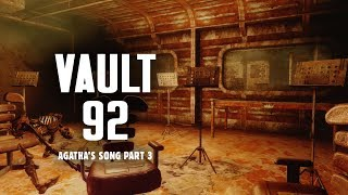 Vault 92's Mind-Altering Experiments: Agatha's Song Part 3 - Fallout 3 Lore