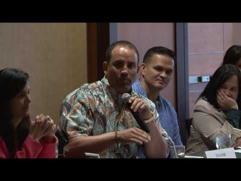 Guam Young Professionals You Decide Legislative Forum (2 of 3)