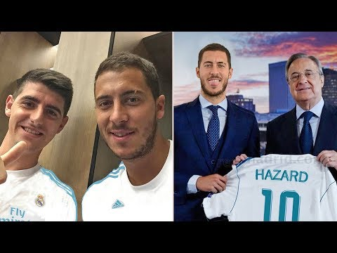 Hazard Welcome To Real Madrid? Confirmed & Rumours Summer Transfers |HD
