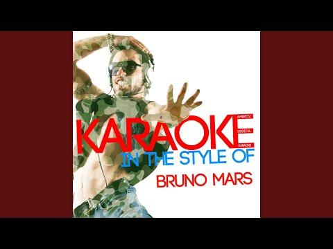 Grenade (Karaoke Version)