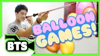 Blow Dart Gun! (BTS)