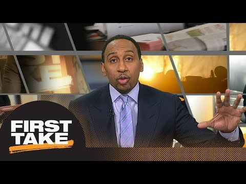 Stephen A. on JR Smith getting benched: I don't wanna hear a damn word from him | First Take | ESPN