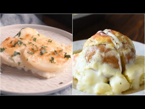Creamy potatoes recipes that will become your favorite dish