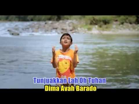 Lagu Cilik Minang Nando-Tanyo Bajawek Jo Aia Mato