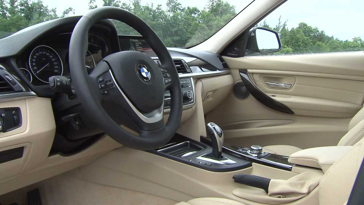 2013 Bmw 3 Series Touring F31 Interior