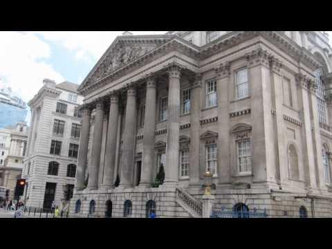 City of London walk and talks