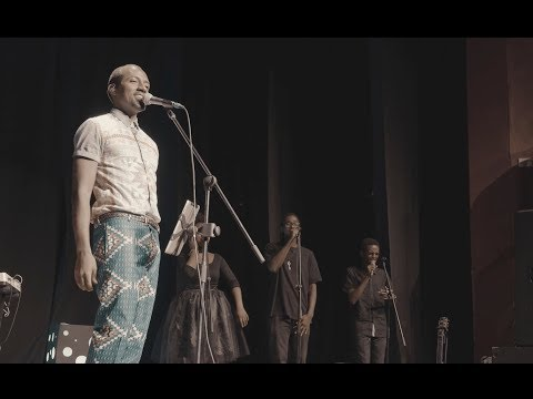 Noel Nderitu - Perfect (Live At Braeburn Theatre, Nbi)