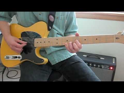 """Guitar Lesson: """"Sparks"""" - Pete Townshend, The Who (Tommy)"""