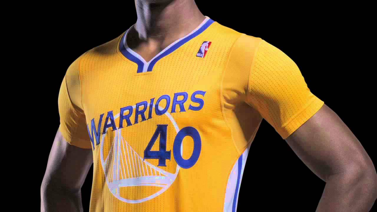 Warriors Uniform Innovation - YouTube 69d4c1959