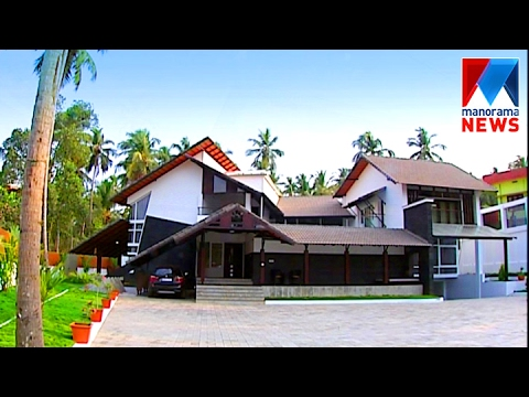 APs Shamiana - Simple and modern house | Veedu | Old episode  | Manorama News