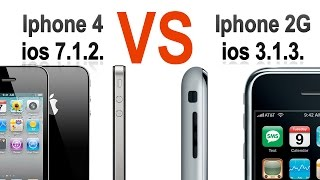 iPhone 2g iOS 3.1.3 vs iPhone 4 iOS 7.1.2(, 2015-11-20T19:18:00.000Z)