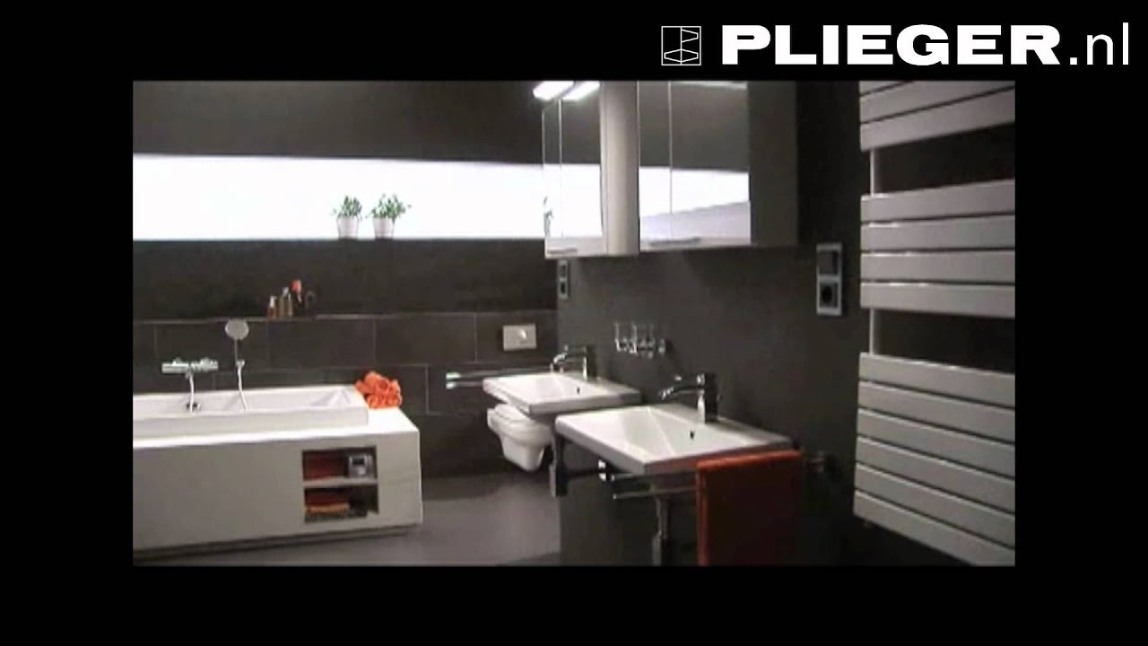 Maak je eigen badkamer met Plieger - YouTube