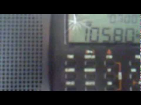 [High MUF] Es Chuvashia 105.8, Rádio Lumen, Námestovo, Slovakia, 19.06.2013 - 1985 km