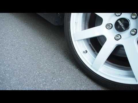 Keith Gordon's NEW R33 GTR: Wheel and tire