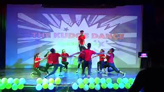 Seniour Batch from KD DANCE CENTRE ( Choreography by KD Gupta )