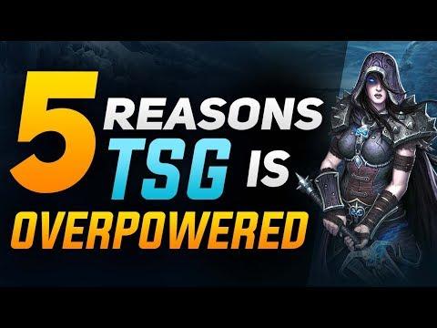 5 Reasons TSG Is OP