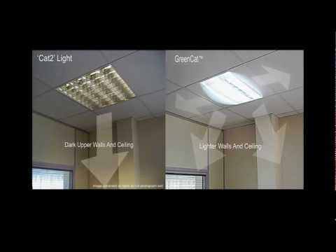Energy-Saving Retrofit Conversion for Recessed Modular Lights    GreenCat