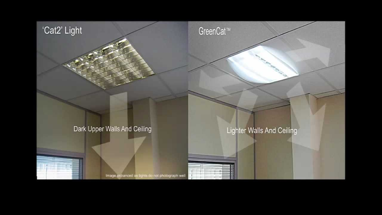Energy Saving Retrofit Conversion For Recessed Modular