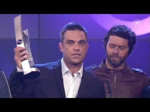 Take That - Echo 2011 - Groupe International Rock -Pop - 24.03.11