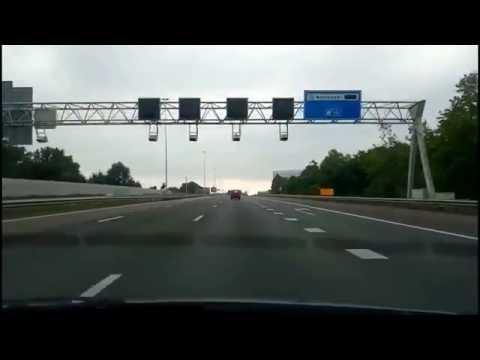 Rotterdam (NL) - Düsseldorf (D) par A12(Utrecht)