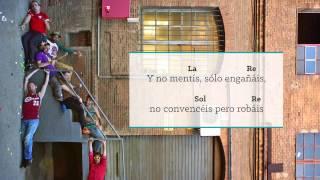"""""""Una mirada"""", La Pegatina (ft. Ska-P)"""