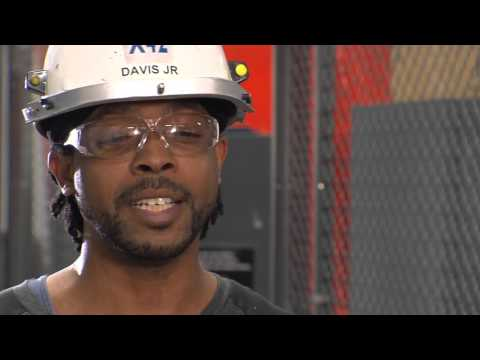 Inclusion & Diversity at Newport News Shipbuilding: Carlton Davis Jr.