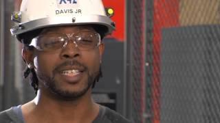 Inclusion & Diversity at Newport News Shipbuilding: Carlton Davis Jr.