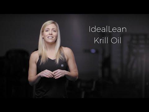 IdealLean Krill Oil