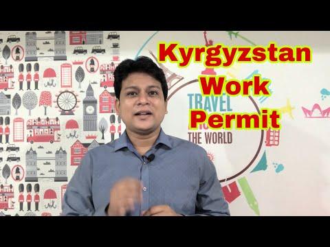 Kyrgyzstan Work Permit