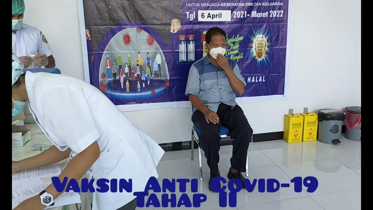 Download Vaksin Anti Vovid-19 Tahap II