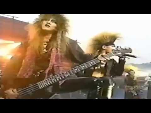 X JAPAN - Vanishing Love + Alive [1988.9.4 Kyoto Sports Valley]