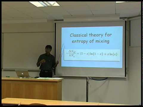 Thermodynamics of Mechanical Alloying